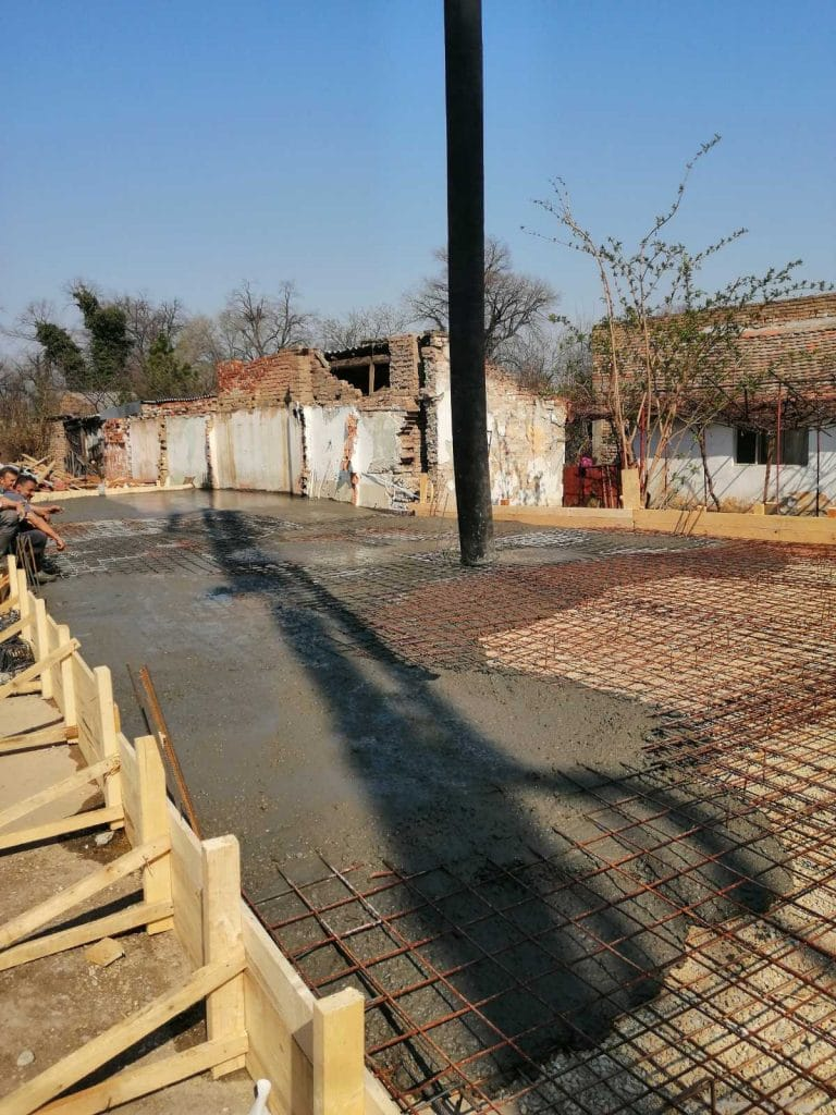 THE CONSTRUCTION OF THE MOSQUE IN PANCHEVO HAS BEGUN
